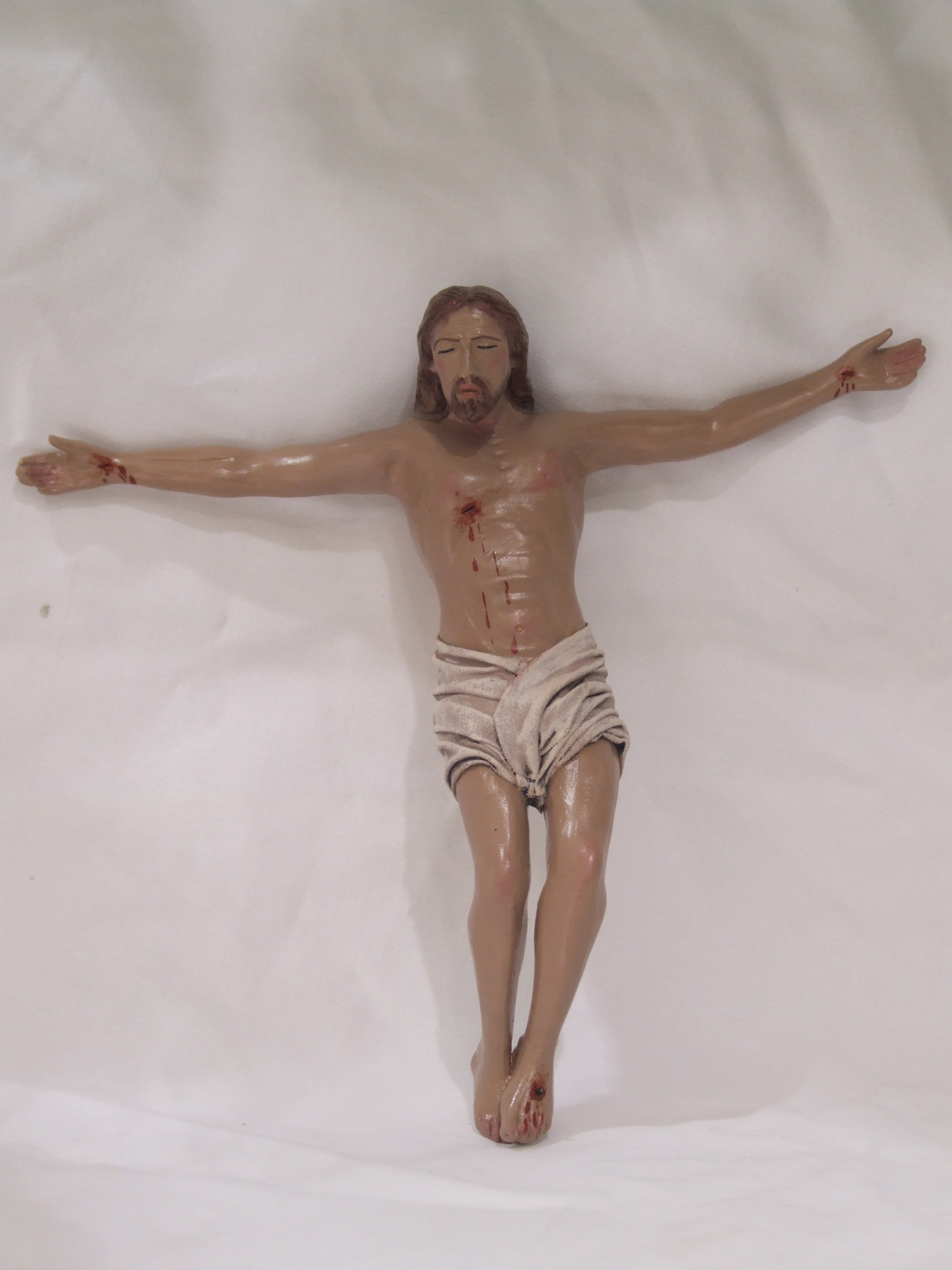 CRISTO CRUCIFICADO SIN CRUZ